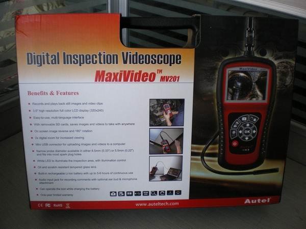 autel MV201 Video Borescope