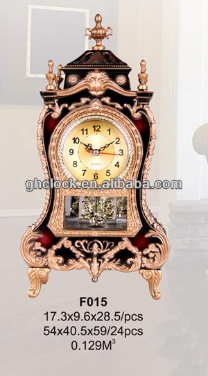 2013 hot sale antique table clock