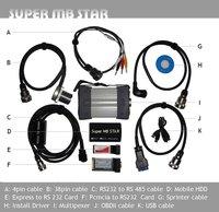 Механический тестер Hot Sale 2012 Version Super MB STAR C4