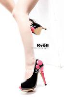 Туфли на высоком каблуке 2013 ship hot selling women's fashion high heel wedding shoes patent leather fish-mouth platform retail D6055