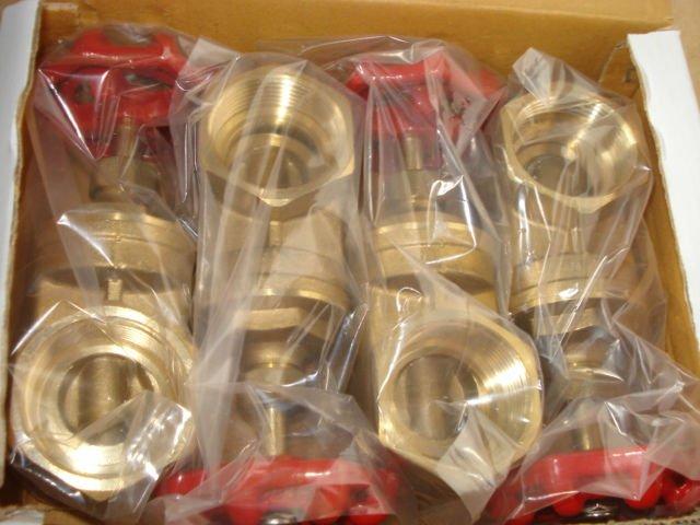 BT4001 brone stem gate valve