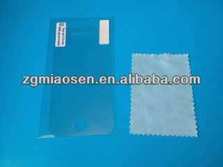 Anti-radiation desktop screen protector for various sizes lcd screens