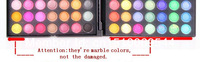 Тени для глаз 168 Full Color Eyeshadow Palette, Eye Shadow Makeup, Professional Cosmetics makeup sets, F380