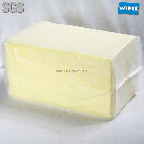 Wipex nonwovens premium quality disposable towel for hair salon