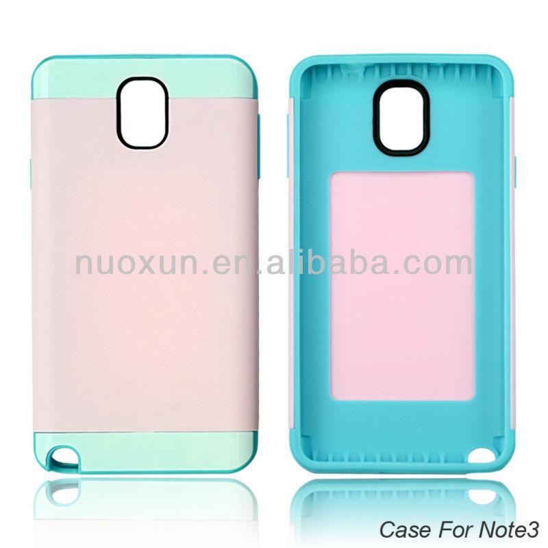 최신 제품 정의 휴대 전화 커버 삼성 노트 3