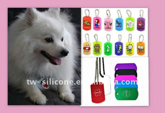 Wholesale Scannable qr code pet tag