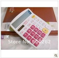 Калькулятор Manufacturers selling solar color calculator CT-837 C 4 color optional fashion lovely