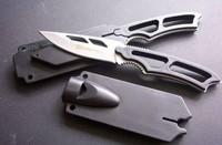 Mini outside fruit knife camping knife fruit knife color send by random 0444