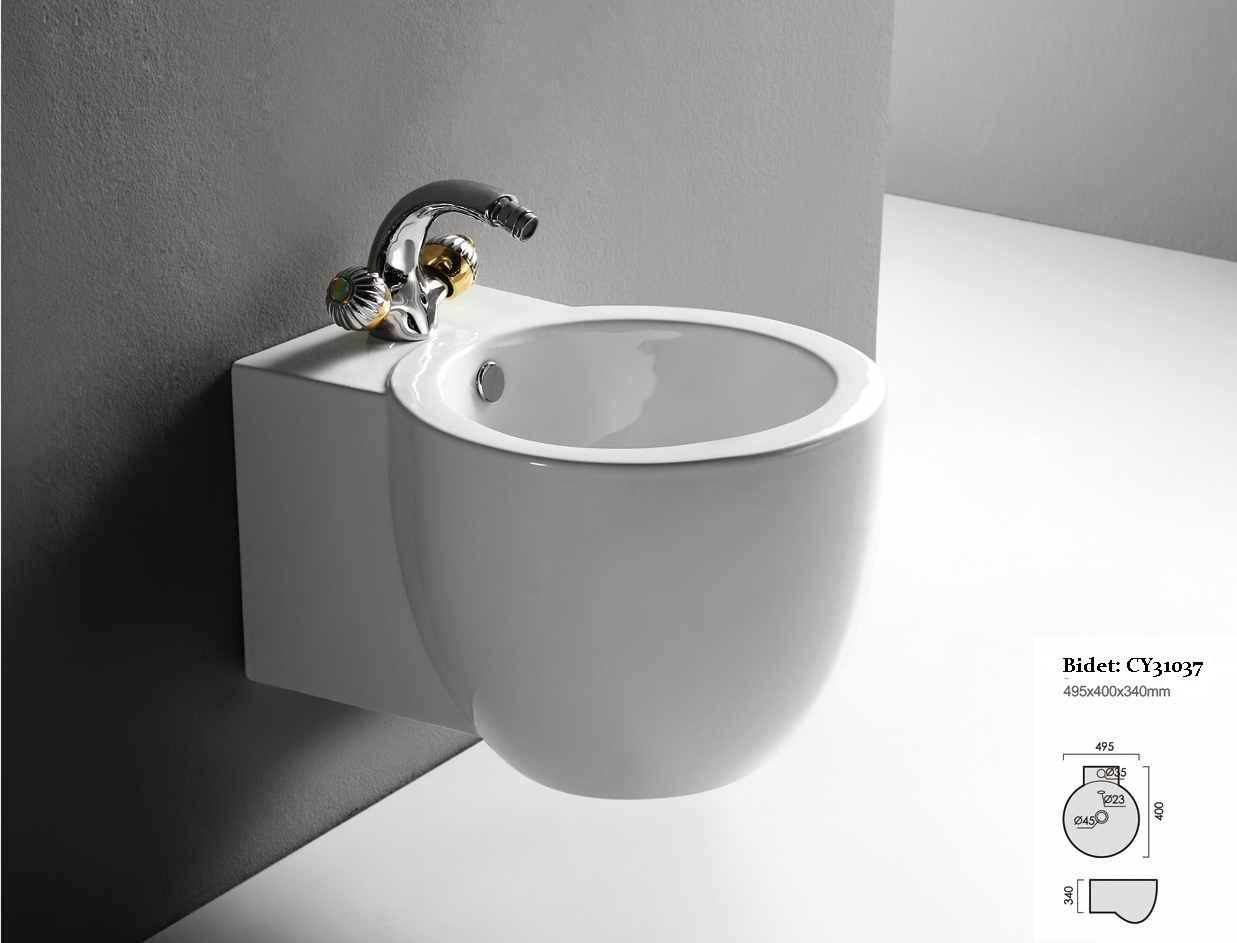 Ceramic Toilet Bidet Cy31037wh Buy Ceramic Bidet