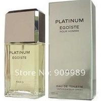 hot sale!100ml platinum new original packaging men's perfume top brand Perfume bottle perfume