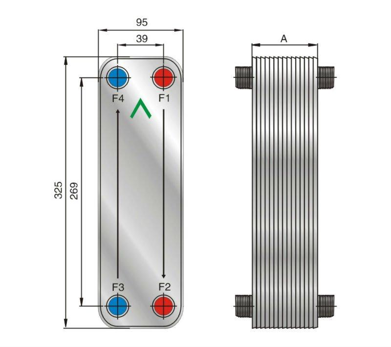 Теплообменник sondex sl70 купить теплообменник окб 5