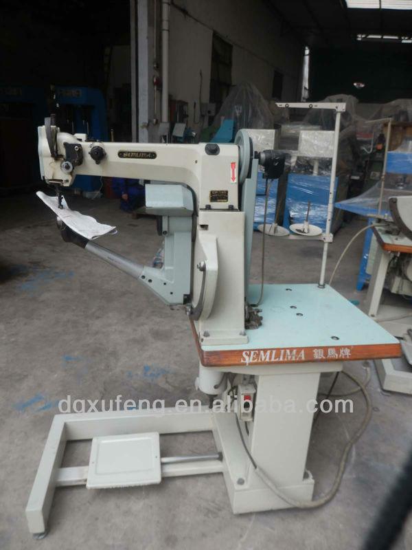 Utilizzato scarpe industriale che fa la macchina da cucire for Macchina per cucire da calzolaio