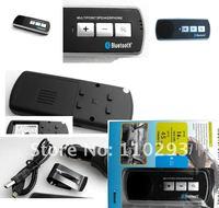 FREE shinpping bluetooth hands free speaker phone & bluetooth car kit