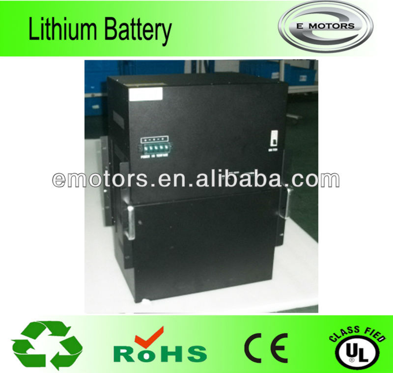 12V,65Ah Rechargeable Storage Battery For Solar Energy