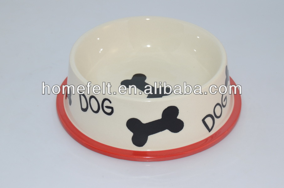 foldable pet travel bowl
