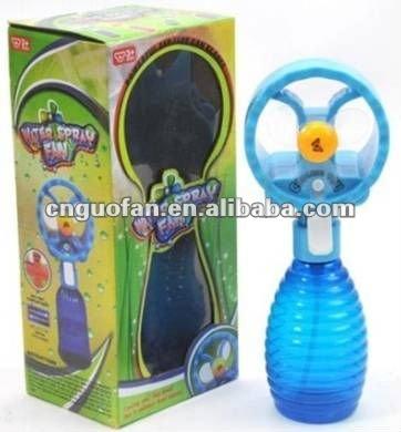 fantastic wholesales mini portable water mist fan