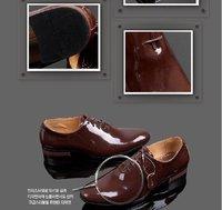 Мужская обувь на плоской платформе David wang , X 0004