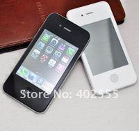 Мобильный телефон christmas gift Unlocked Quadband Dual SIM Card Dual Standby 4th Phone i9 4G