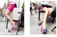 Туфли на высоком каблуке  ZYKMG 823-D