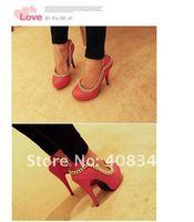 Туфли на высоком каблуке and Retail, Best-selling, New styles, waterproof shoeshigh heel shoes, dress shoes, sandals, wedding shoes