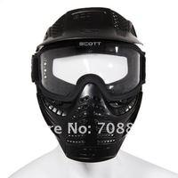 полное лицо защиты против удара США Скотт маска