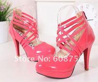 Туфли на высоком каблуке 2012 cheap women's shoes, ladie's shoes, dress shoes
