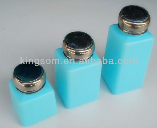 Cleanroom 6 pack bottle carrier