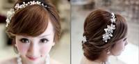 Ювелирное украшение для волос 2Colors Rhinestone Hairwear H0022