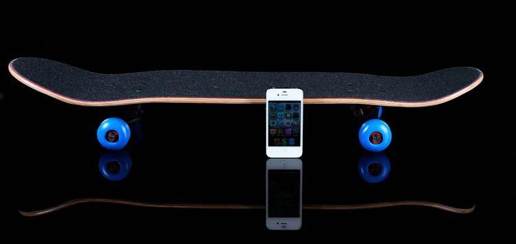 Backfire skateboard allsnake boards roll skate skateboard ramp