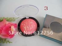 10шт новое очарование shlny запеченные румяна 9g Порошковые румяна, 8 цветов