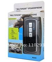 Автокомплект Bluetooth shinpping bluetooth hands speaker phone & bluetooth car kit