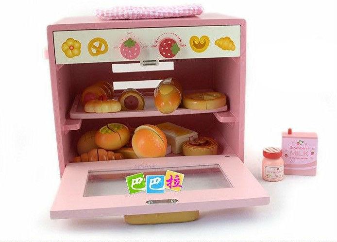 Kinderen speelgoed nieuwe 2016 stijl houten oven met beste ...