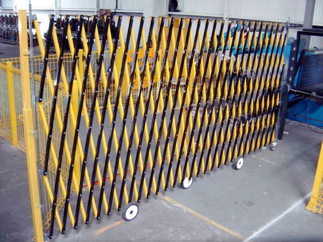 OEM Aluminum Fence Model