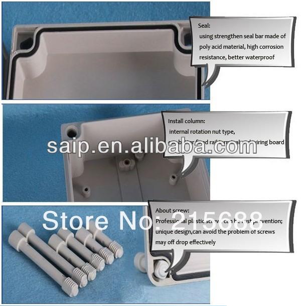 IP66 ABS Material,Clear Cover Waterproof Box001.jpg