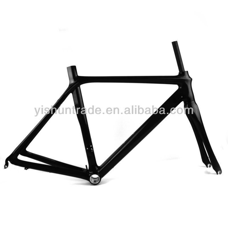 YISHUNBIKE 2 year warranty carbon fiber road bike bicycle frame FM032
