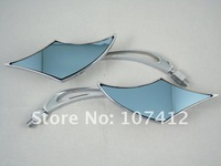 Free Shipping, (MR806)High Quality Motorcycle rearview mirrors ,Fashionable Style.Whole sale / Retail,SANCE