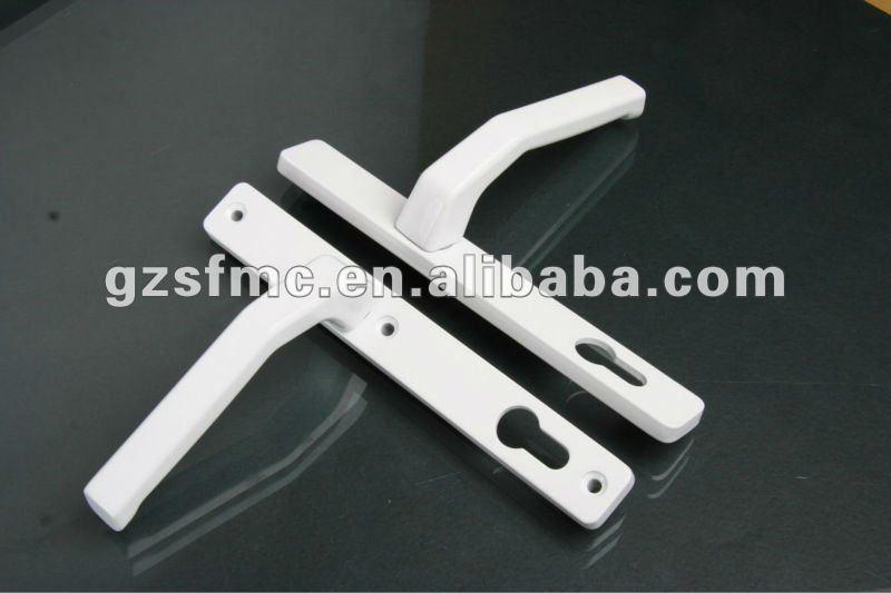 High quality aluminum frame glass door