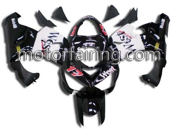 ABS Bodywork/Motorcycle Fairing Kit for Kawasaki ZX6R 636 05-06