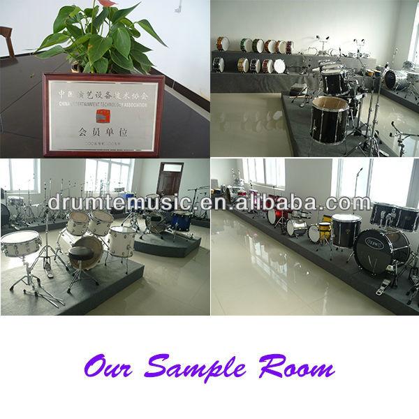 Professional lacquer drum set JW225-TC musical instrument