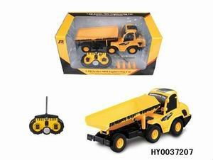 1 6 6WD RC CONSTRUCTION TRUCK toysHY0037212