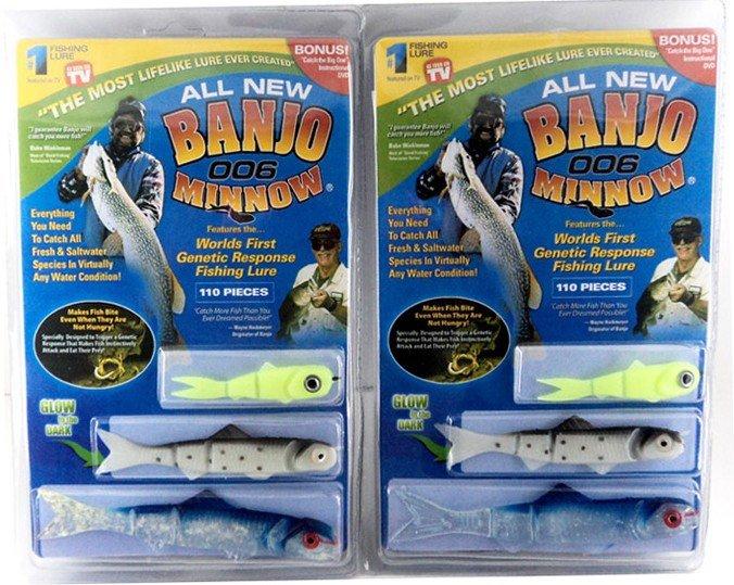 наживка для рыбалки banjo 006