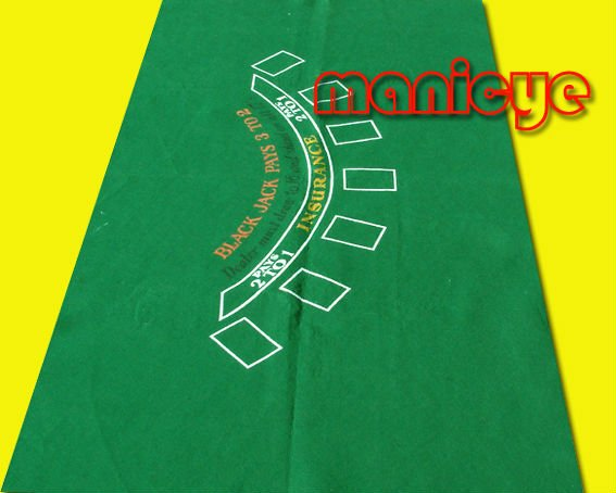 Game table cloth