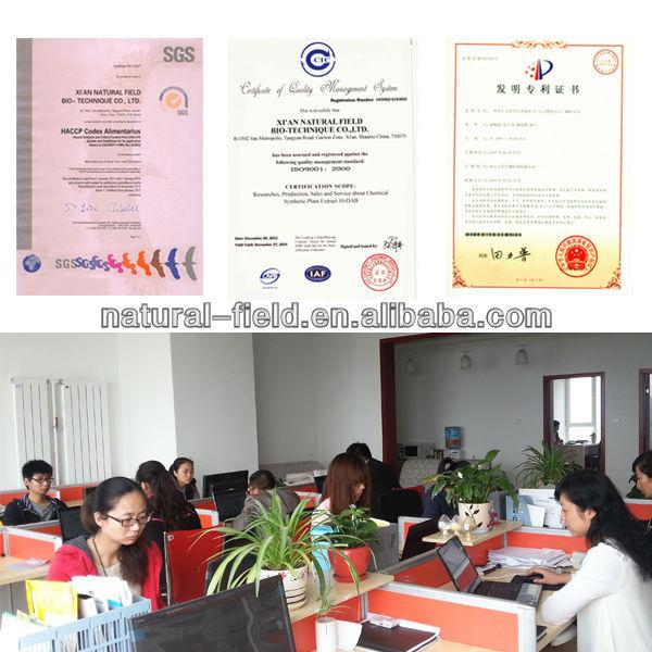 SGS certificate flacitran/digitoflavone/luteoline 90%