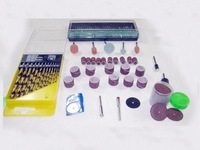 Комплектующие к инструментам B243# Electric grinder accessories fittings cutting Polishing Drilling Engraving kit