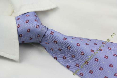 Cheap new necktie with custom logo