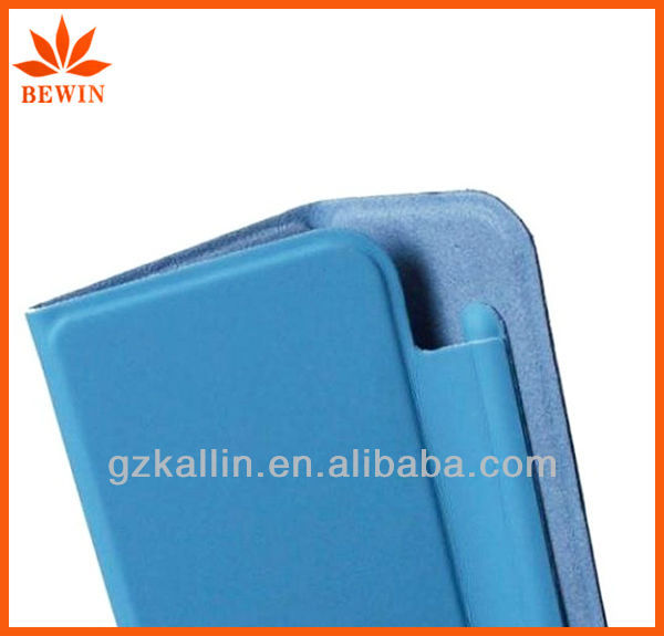 Premium Folio Stand case for iPad Mini (Support Smart Cover Function)