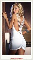 Коктейльное платье New sexy party dress, fashion ladies' dress, unused, Free size, NA2328, Black