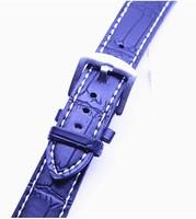 60PCS/много 20mm-22mm-24mm-26mm-28mm-30mm часы ремешок часы pu кожаный band - высокое качество