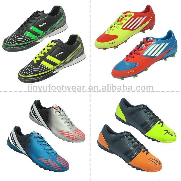 Comfortable soccer shoe 2012
