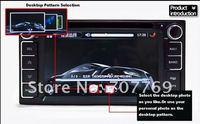 GPS-навигатор Chinaview Toyota Camry dvd 2003/2005 GPS USB SD bluetooth ipod